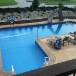 IN GROUND POOL , A WAY OF RECREATION