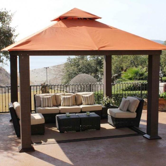 10 relaxing and comfortable outdoor canopy designs KIJFJKS