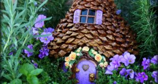 12 diy fairy garden ideas - how to make a miniature fairy garden UXCWPXD