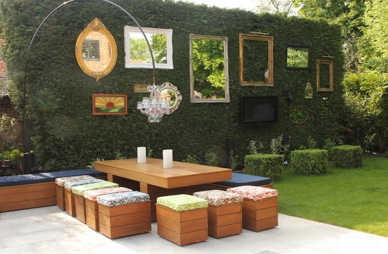 15 small backyard ideas to create a charming hideaway KNGUHEN