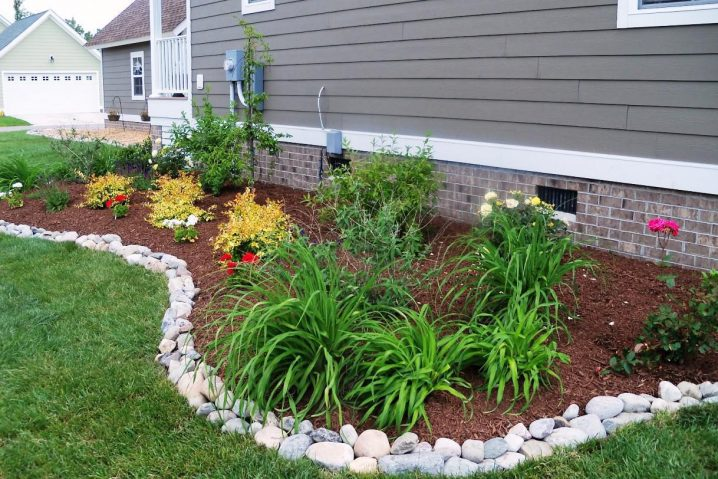 17 simple and cheap garden edging ideas for your garden (14) UTVZLBU