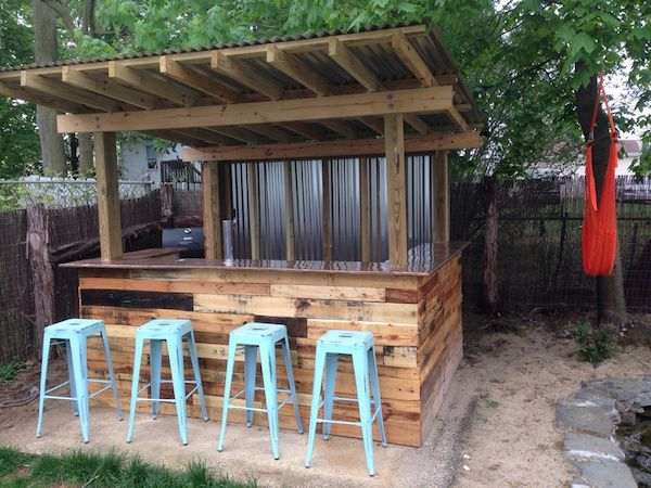 20+ creative patio/outdoor bar ideas you must try at your backyard TNEKOIX