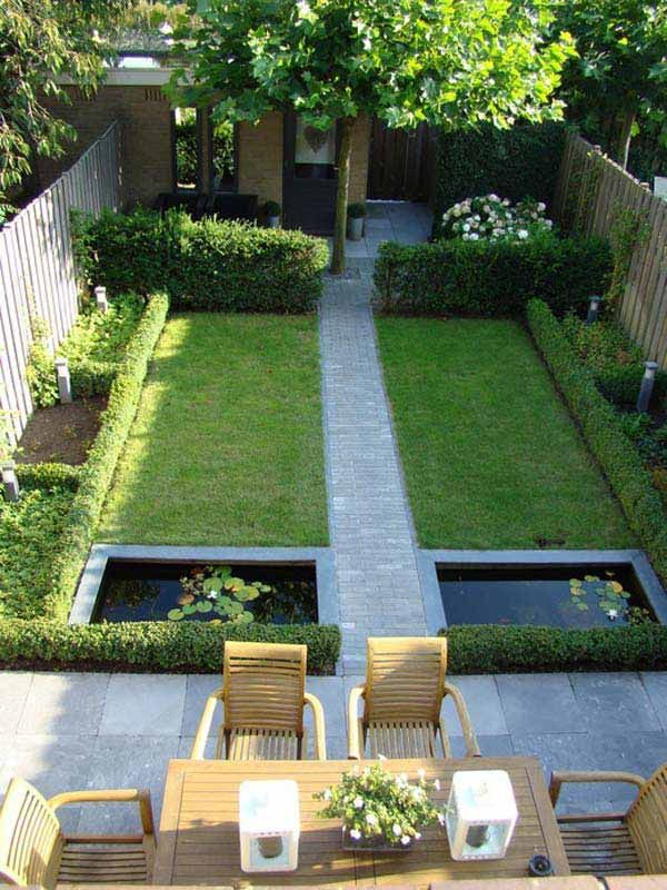 23 small backyard ideas how to make them look spacious and cozy ZWUHRTE
