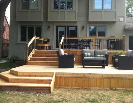 Deck Design Ideas - yonohomedesign.com