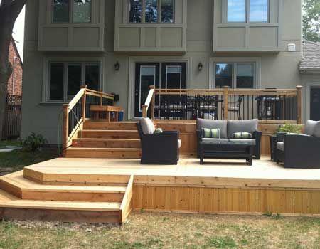 25+ best ideas about deck design on pinterest | backyard deck designs,  patio deck RXSLBJM