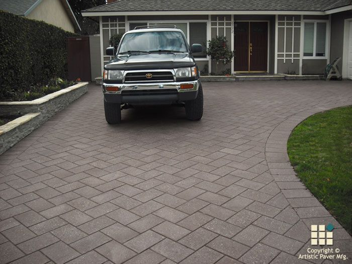 25+ best ideas about driveway pavers on pinterest | pattern concrete,  stencil concrete and SVXIISY