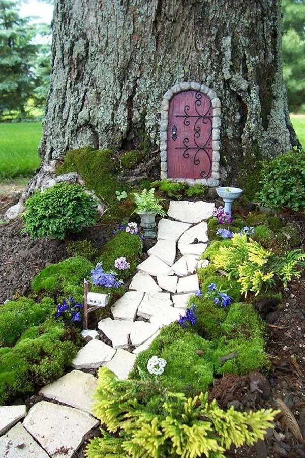 25 best miniature fairy garden ideas to beautify your backyard RGKGTVP