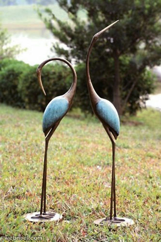 26 beautiful and creative garden sculptures around the world IPBVWYP