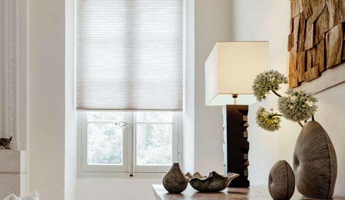 3/8u201d light filtering cellular shades YUVHIKI