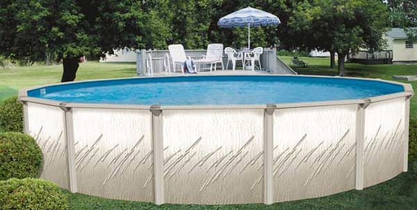 above ground pool above ground swimming pool kits BLRJZYD