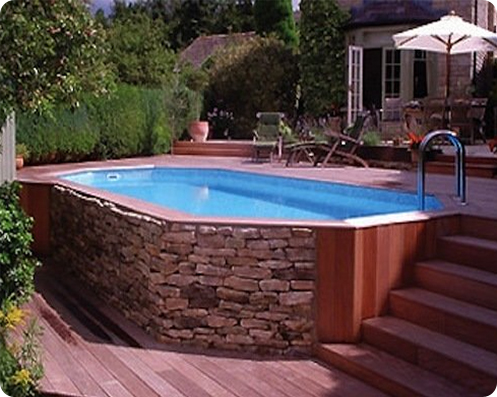 above ground pool deck ideas awesome-aboveground-pools-3 QZUMLSY