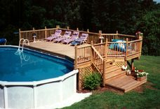above ground pool deck plans deck framing above ground pool pumps | where are the best places to get JHAFXWR