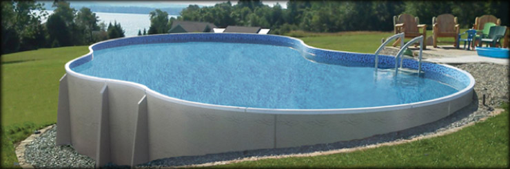 above ground pools swimming pools - aboveground and inground . RJQEOSV