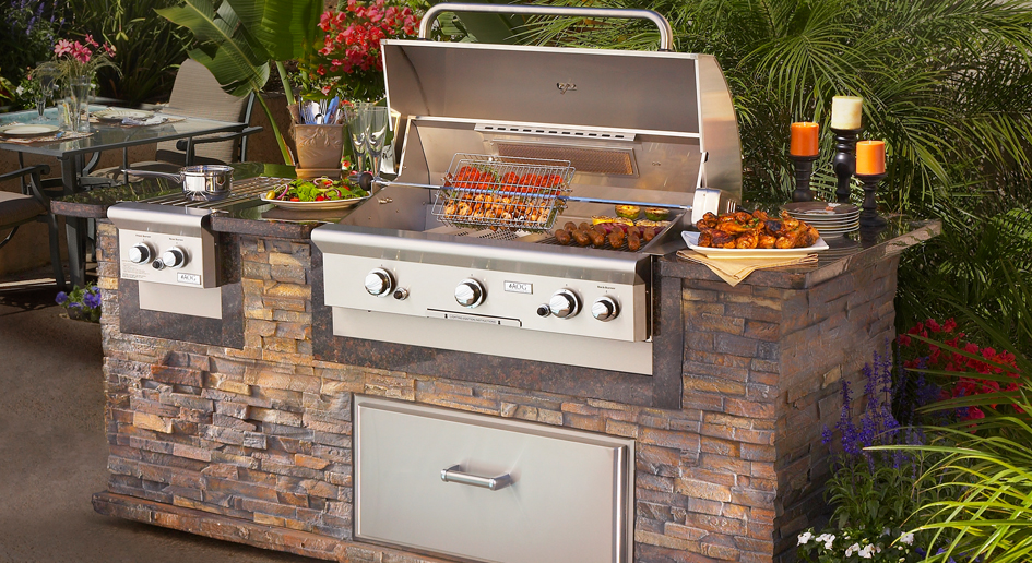 american outdoor grill LJDNEAZ
