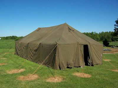 army tent g.p. medium tent 16x32 tt10010 ZYXMWXU