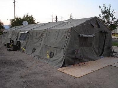 army tent temper tent (20- ... QEFUNJB