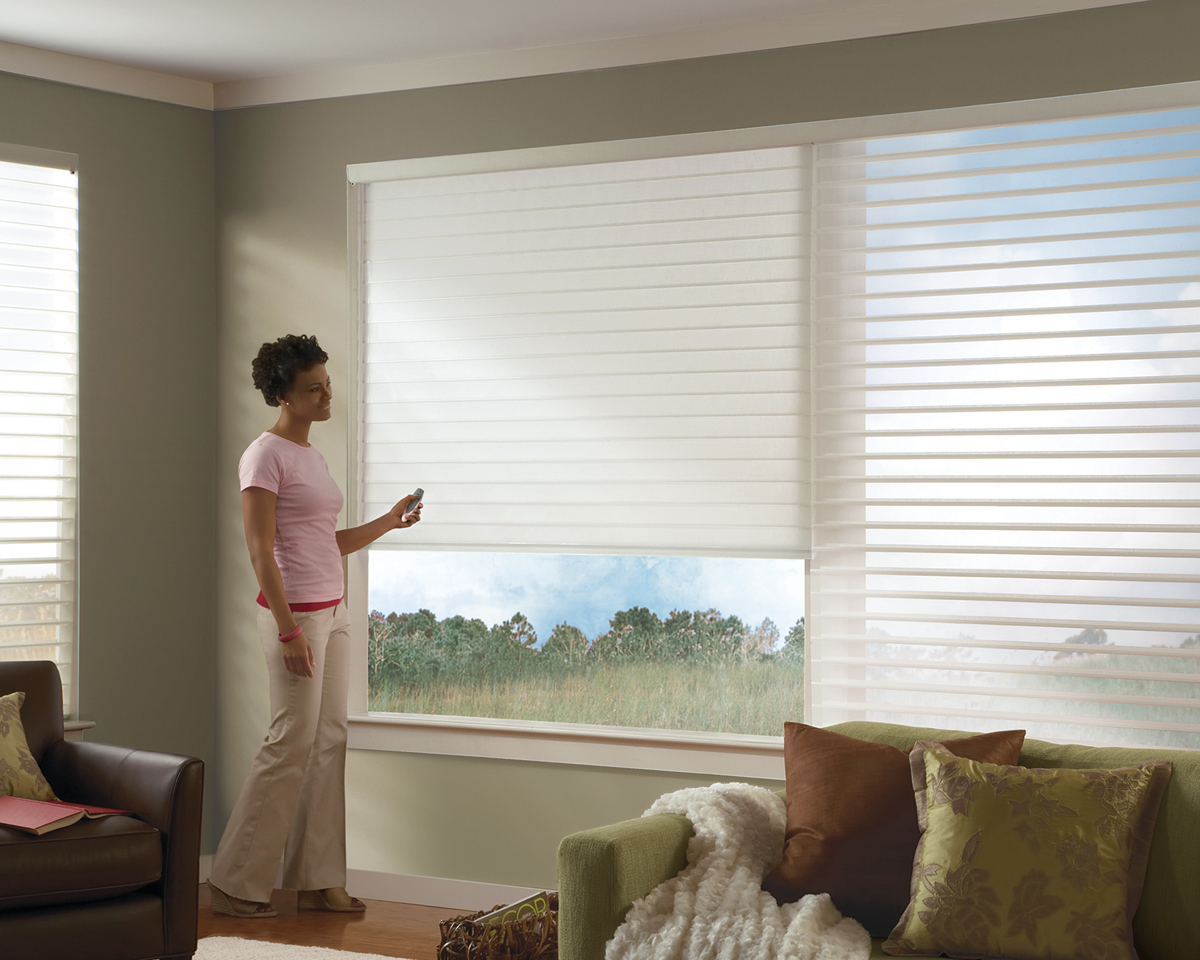 automatic blinds silhouette powerrise GPZPGUF
