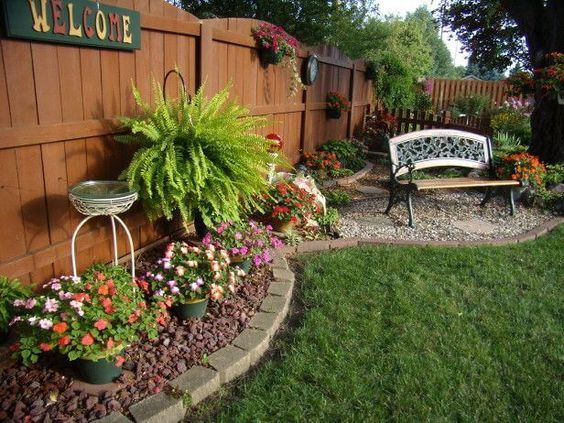 backyard designs 20 amazing backyard ideas that wonu0027t break the bank - page 14 of 20 EKUYYKG
