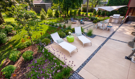 backyard ideas landscape design YBHNAUD
