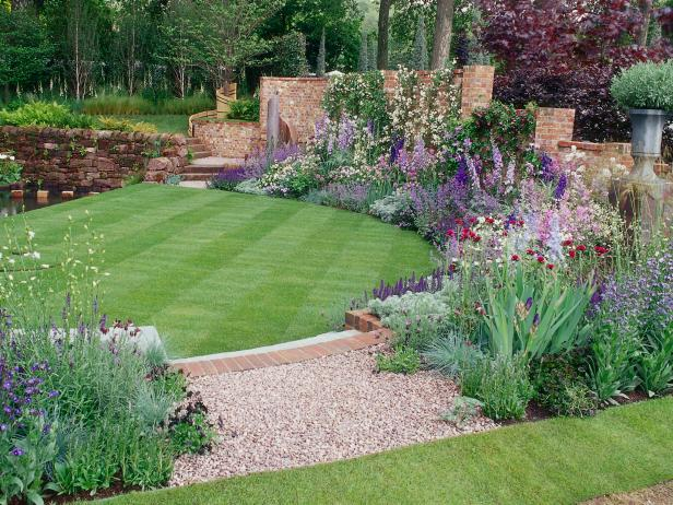 backyard landscaping backyard ideas | hgtv FEAXFKQ