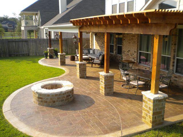 backyard patio ideas 77 cool backyard deck design ideas JVCTTWM