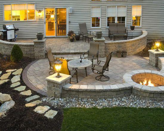 backyard patio ideas five makeover ideas for your patio area TODGFQV