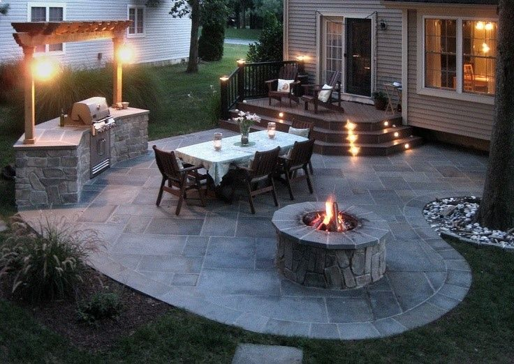 backyard patio ideas would be an awesome back yard! mike, you need a bbq with loads of. patio VDKABJR