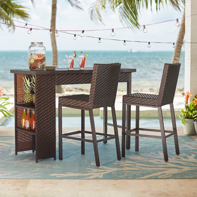 balcony furniture outdoor bar furniture MNLUGQU