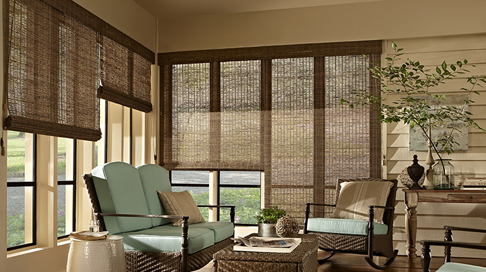 Advantages of bamboo blinds