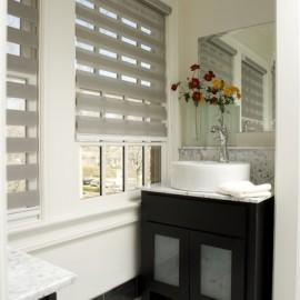 bathroom blinds bathroom blind ideas LJJCOYB