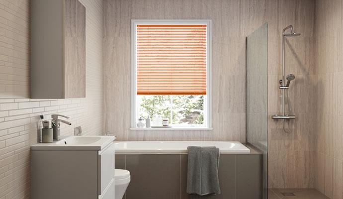 bathroom blinds bathroom venetian blinds COWUNRA