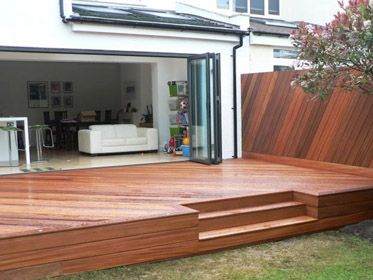 be creative by making out your own custom deck through decking ideas FHYMCXF