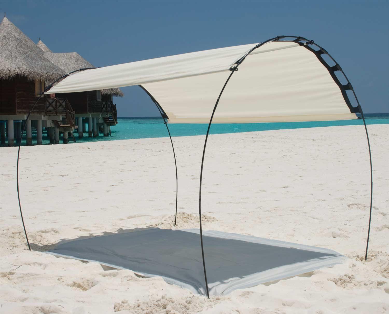 beach canopy portable beach shade canopy más XSTHGNO & Beach canopy advantages - yonohomedesign.com