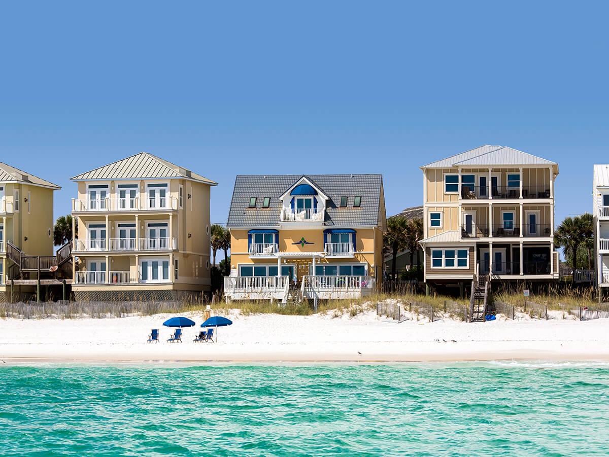 beach houses bedrooms : 6 ZCZAWRV