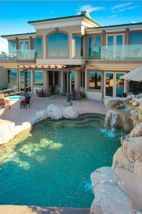 beach houses oceanfront mansion in redondo beach california ! KCNIBIO