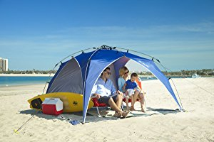 best beach canopy tent for shade (perfect for baby and families) ZAEINDO