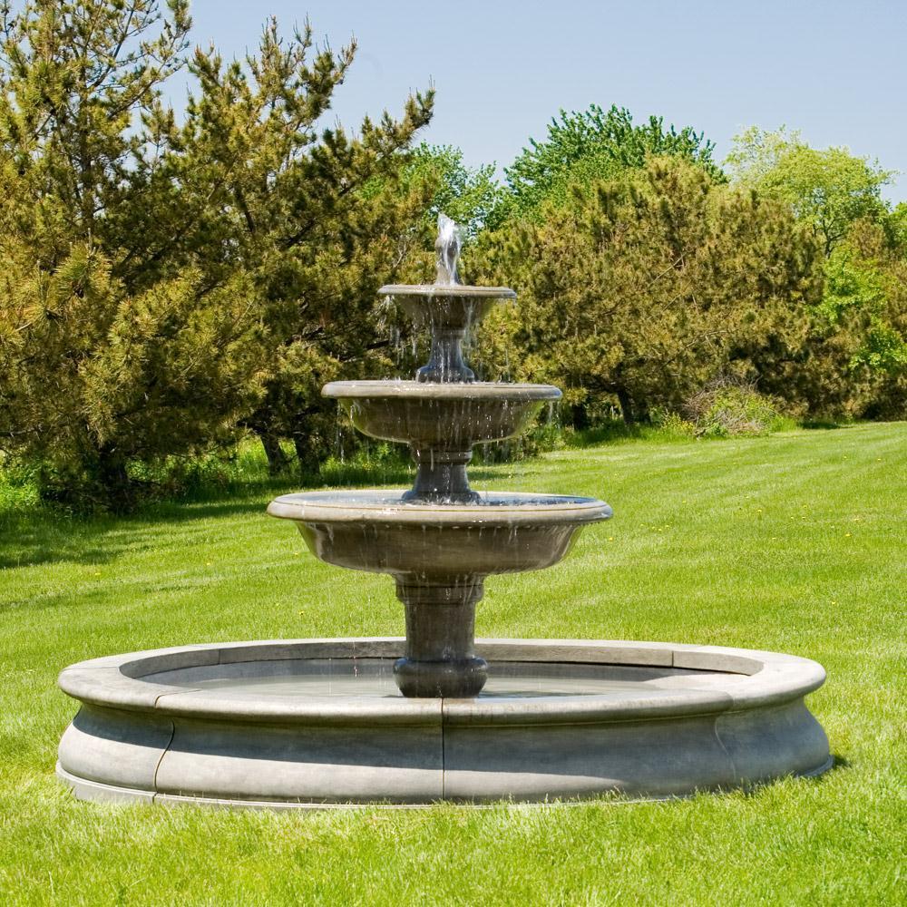 best outdoor garden fountains photo - 11 DDJBUUE