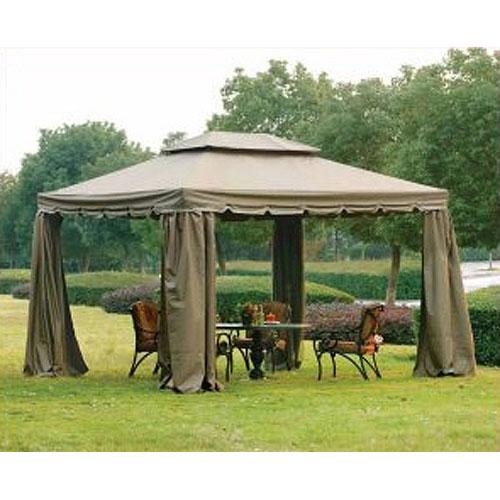 bjs sunjoy 10 x 12 gazebo canopy replacement - 350 WRQXSNE