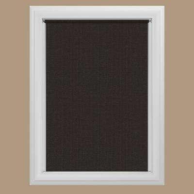 blackout shades java blackout cordless fabric roller shade LVWIUVM
