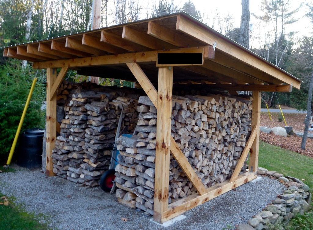 building a wood shed more GNJNSEL