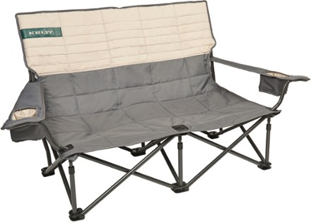 camping chairs discovery low-love seat ISAHRVG