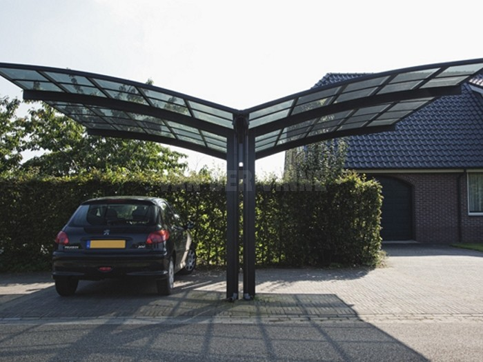 car canopy, car parking canopy, polycarbonate canopy for car HFNBQDO
