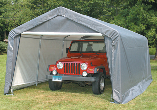 car u0026 truck garages, portable garage building structures ADLUIBG