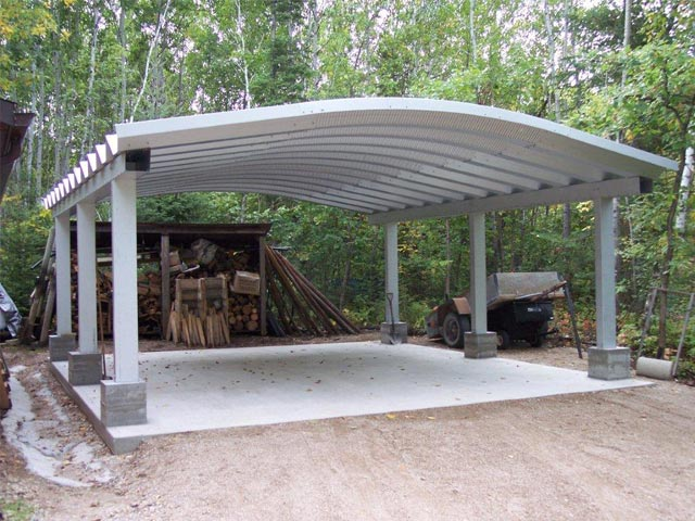 carport kits u0026 shelters | future buildings rv parking GZYDKBE