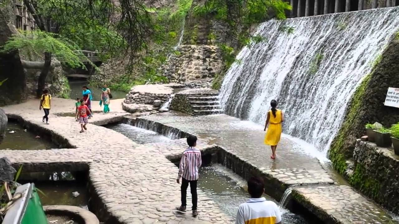 chandigarh rock garden - youtube AVXXDDV