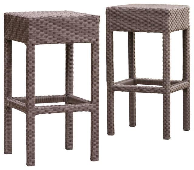 contemporary outdoor bar stools and counter stools by gdfstudio JRVZLDE