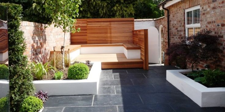 contemporarya1-750x375.jpg (750×375) | back garden ideas | pinterest |  gardens, cars and garden ideas DXUCAFK