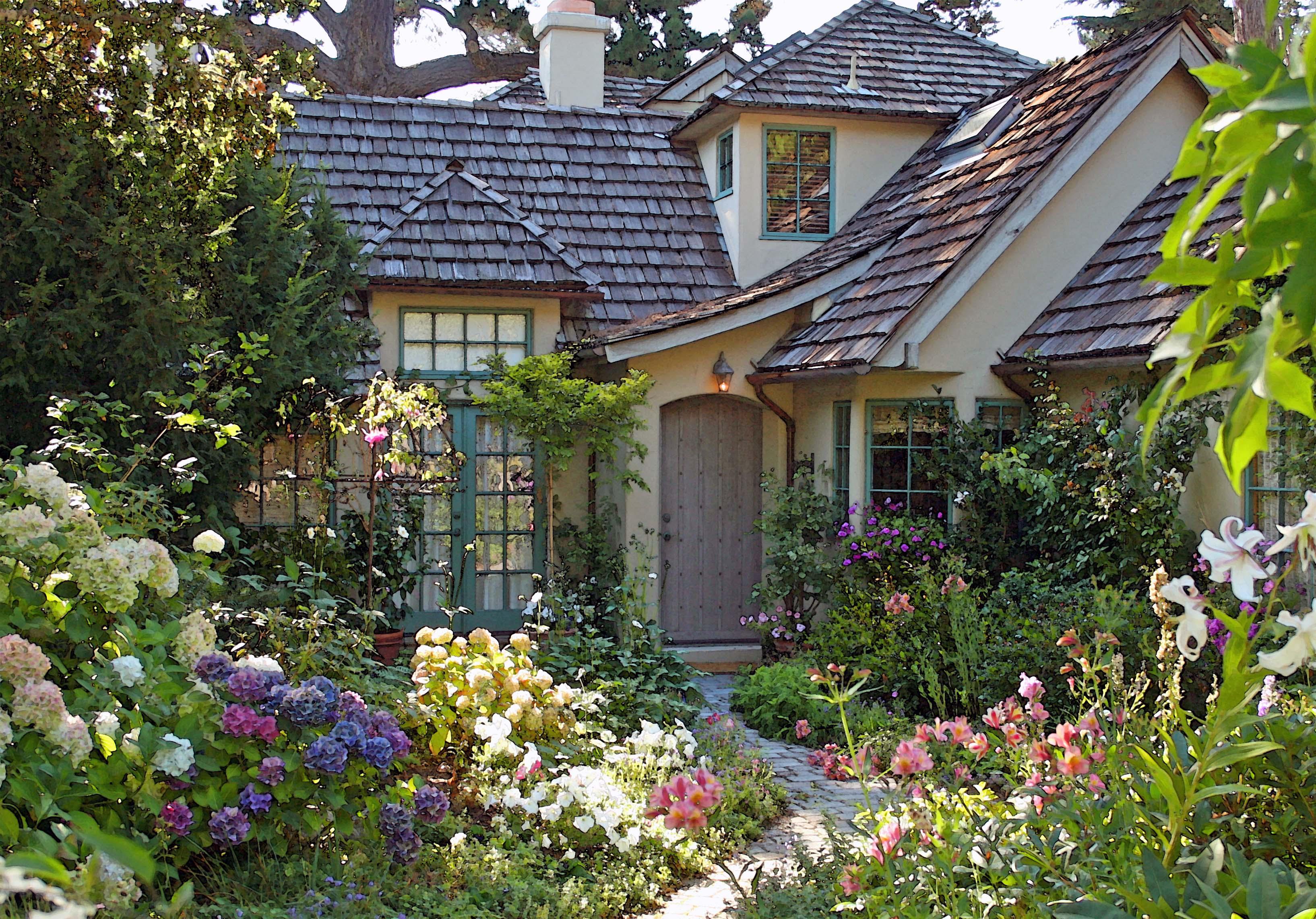 cottage garden i ... FPCVWDU