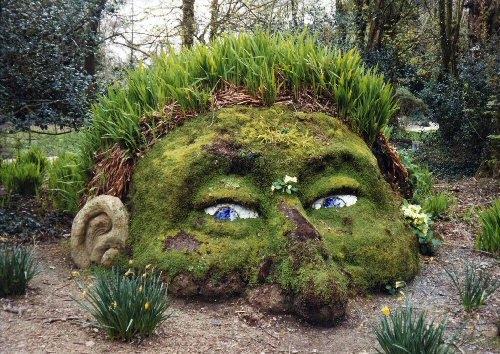 creative garden art NRFIQQN