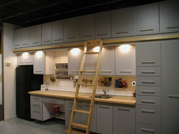 custom garage storage cabinets and slat wall storage systems shamrock  cabinet has designed a line of. PUTPMWF